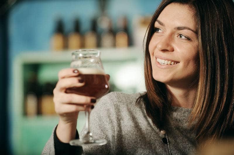 Alcoholvrij bier drinken tijdens de zwangerschap
