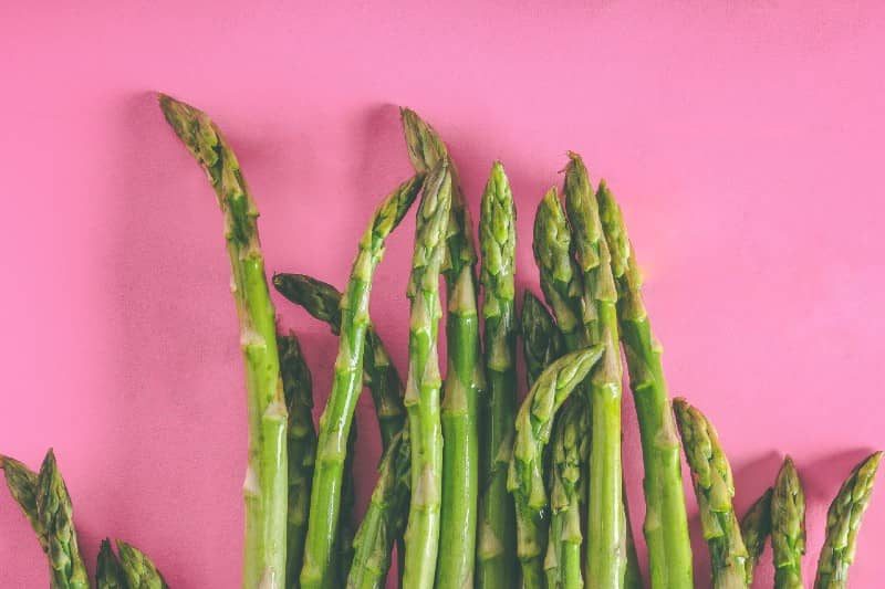 7 voedingsvoordelen van asperges tijdens de zwangerschap