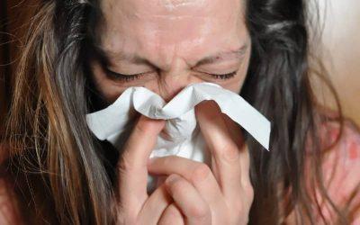 Verstopte neus en bloedneuzen tijdens de zwangerschap