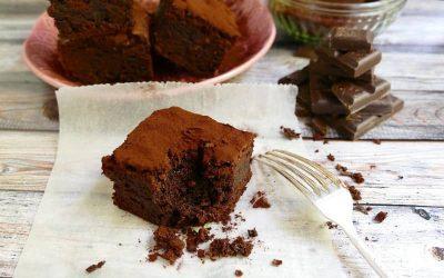 Mag je brownies eten als je zwanger bent?