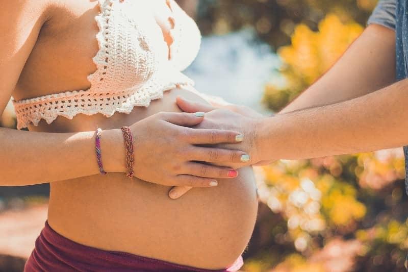 derde trimester zwangerschap