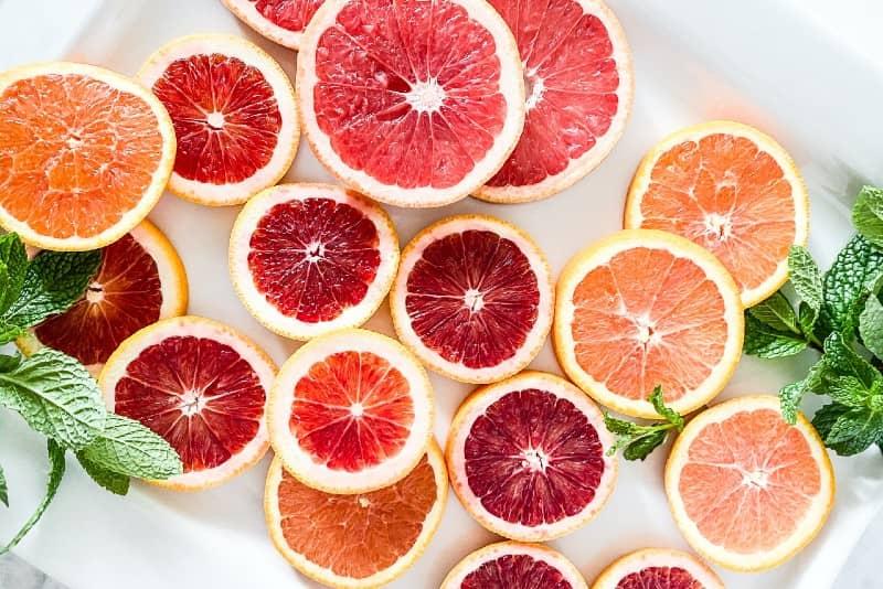 Mag ik grapefruits eten tijdens de zwangerschap?