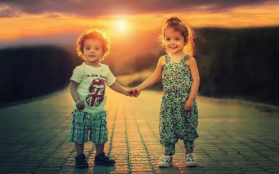 Ideale leeftijdsverschil tussen kinderen