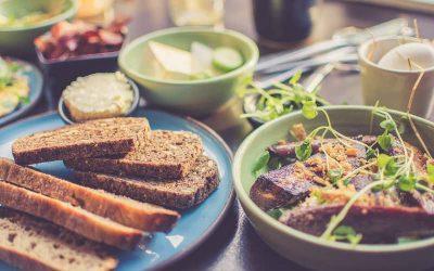 Wat eet je als lunch tijdens de zwangerschap