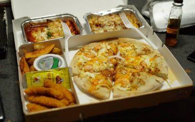 Thuisbezorging maaltijden en restaurants een risico als je zwanger bent