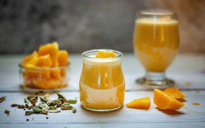 Mango Margarita Mocktail
