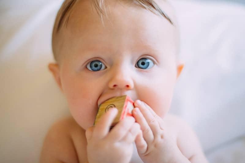 Moet een mooie baby zijn geweest? Misschien niet