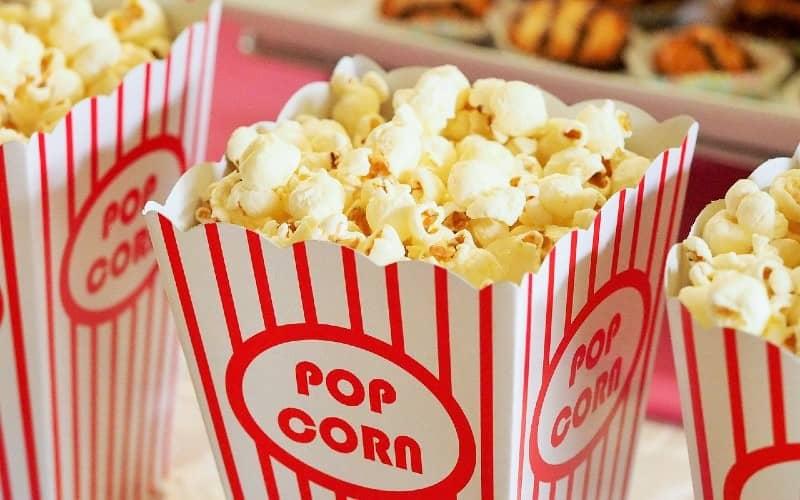 Popcorn als je zwanger bent