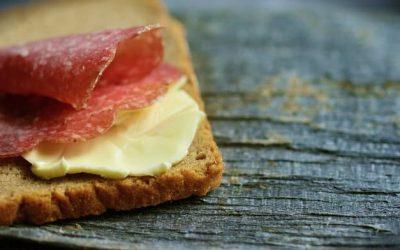 De manier om toch salami te eten als je zwanger bent