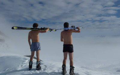 Is het veilig om te skiën tijdens de zwangerschap?