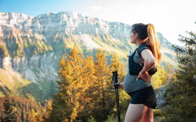 Hoe je veilig kunt sporten in het derde trimester van de zwangerschap