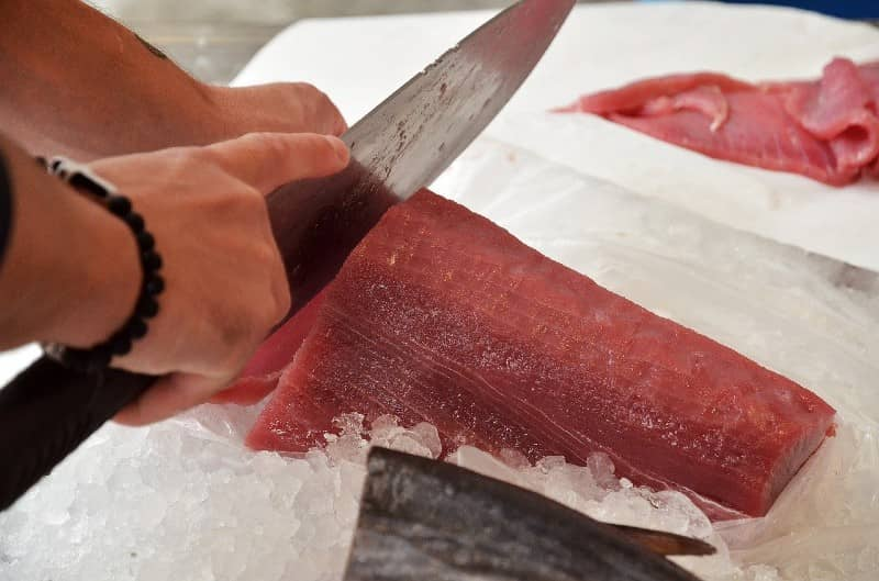 Mag ik tonijn als ik zwanger ben