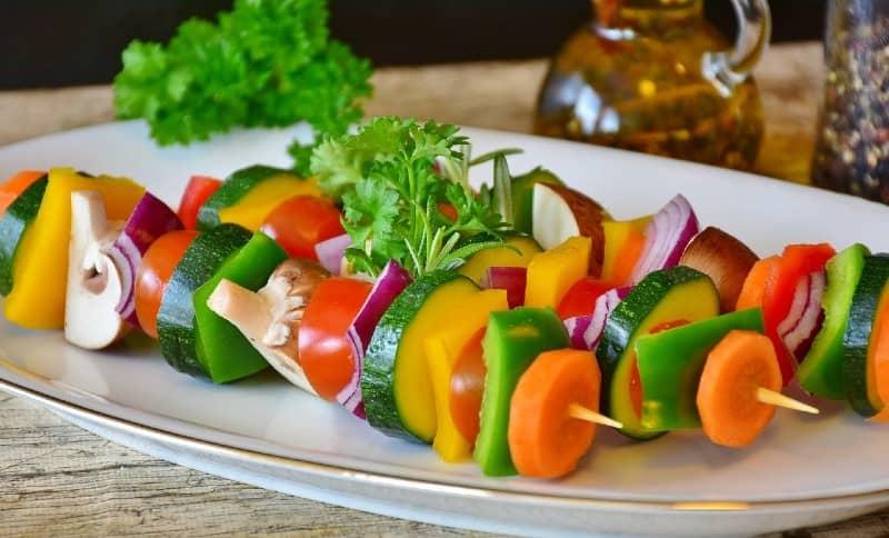 Vegetarisch en veganistisch eten tijdens de zwangerschap
