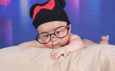 Wat kan jouw baby zien in de baarmoeder?
