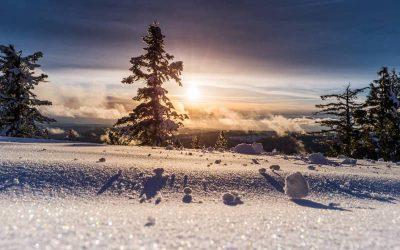 5 verschillen tussen een zomer- en winterzwangerschap
