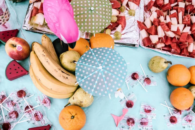 8 vruchten voor een hete zomerzwangerschap